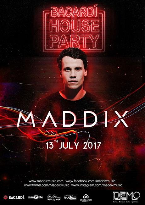 DJ MADDIX