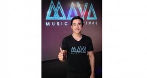 """""""กฤษณ์ ศรีภูมิเศรษฐ์"""" สุดยอดผู้จัดฯ """"ใจป๋า"""" ประกาศไลน์อัพศิลปินชื่อดังระดับโลก  """"MAYA MUSIC FESTIVAL"""" (มายา มิวสิค เฟสติวัล) 7 มีนาคม 2558"""