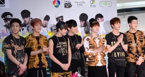 ประมวลภาพกิจกรรม บังทันบอยส์ BTS Meet Fan Club ณ ศูนย์การค้า พาราไดซ์ พาร์ค