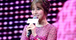 ประมวลภาพ ยุน อึน เฮ (Yoon Eun Hye) บินลัดฟ้าร่วมงานใหญ่ยักษ์ ทรูวิชั่นส์