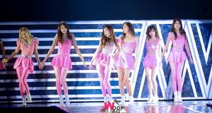 """ประมวลภาพความสนุกคอนเสิร์ต """"GIRLS' GENERATION World Tour ~Girls & Peace~ in BANGKOK"""" 11 มกราคม 2557"""