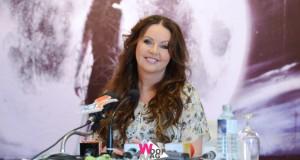 SARAH BRIGHTMAN ร่วมงานแถลงข่าวคอนเสิร์ตเวิลด์ทัวร์ครั้งแรกที่ไทย