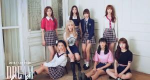 """iMeKorea เปิดตัวรุกกี้เกิร์ลกรุ๊ปเบอร์แรก 8 สาว """"DREAMNOTE""""  นำทีมโดย พัคซูมิน TOP 3 จากรายการเซอร์ไววัลชื่อดัง MIXNINE"""