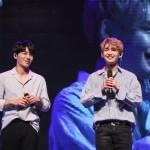 """""""ซังกยุน – เคนตะ"""" ปล่อยความสนุกเบอร์แรง ปิดท้ายทัวร์ ใน 2018 SANGGYUN KENTA FANMEETING IN BANGKOK"""