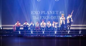 """EXO ระเบิดความสนุกแบบจัดเต็ม ประเดิมทัวร์แรกในไทย  กับคอนเสิร์ตสุดร้อนแรงแห่งปี """"EXO PLANET #3 – The EXO'rDIUM – in BANGKOK"""""""