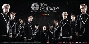 EXO (เอ็กซ์โซ) ทุบสถิติ! บัตรคอนฯ หมดเกลี้ยงในพริบตา!!!!
