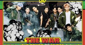 'EXO' คัมแบ็คพร้อมอัลบั้มรีแพ็คเกจชุดที่ 4 'THE WAR: The Power of Music'  เปิดศึกพลังแห่งเสียงเพลง ในเพลงเปิดตัวสุดล้ำ 'Power'