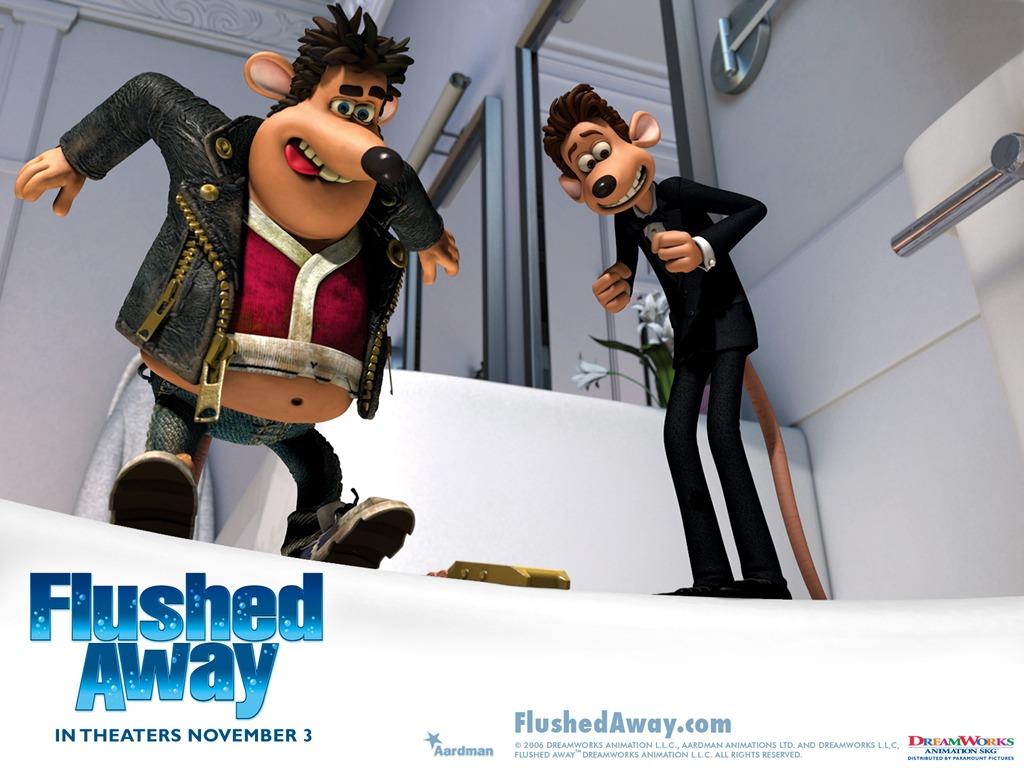 FlushedAway