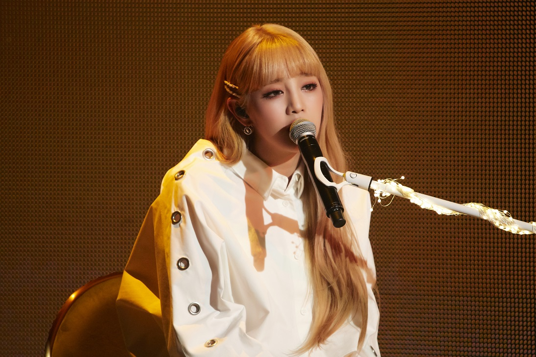(G)I-DLE ONLINE CONCERT_Solo_MINNIE