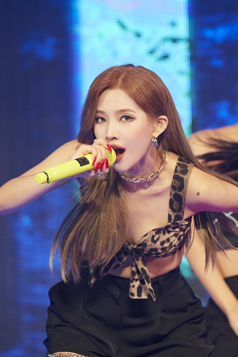 (G)I-DLE ONLINE CONCERT_Solo_SOYEON