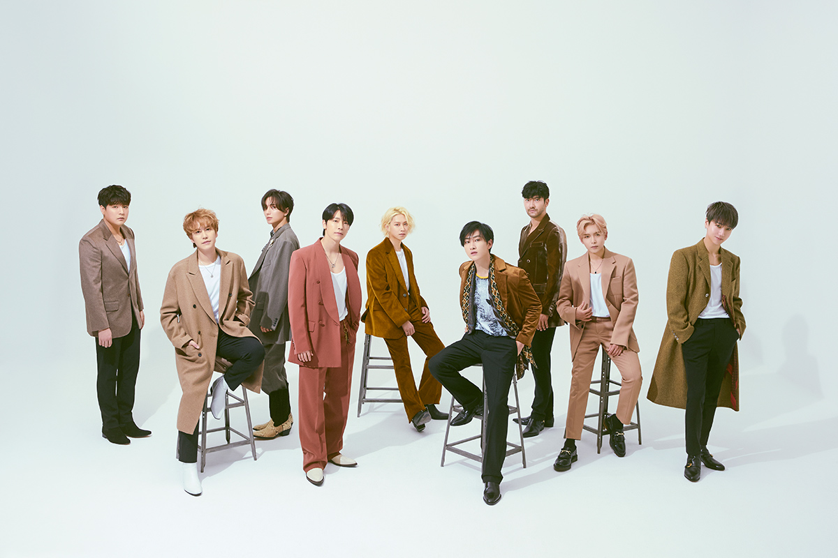 [Group Image 1] SUPER JUNIOR - The 9th Album Repackage 'TIMELESS'