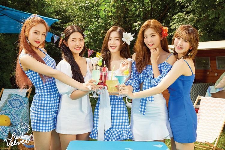 [Group Image 2 Red Velvet