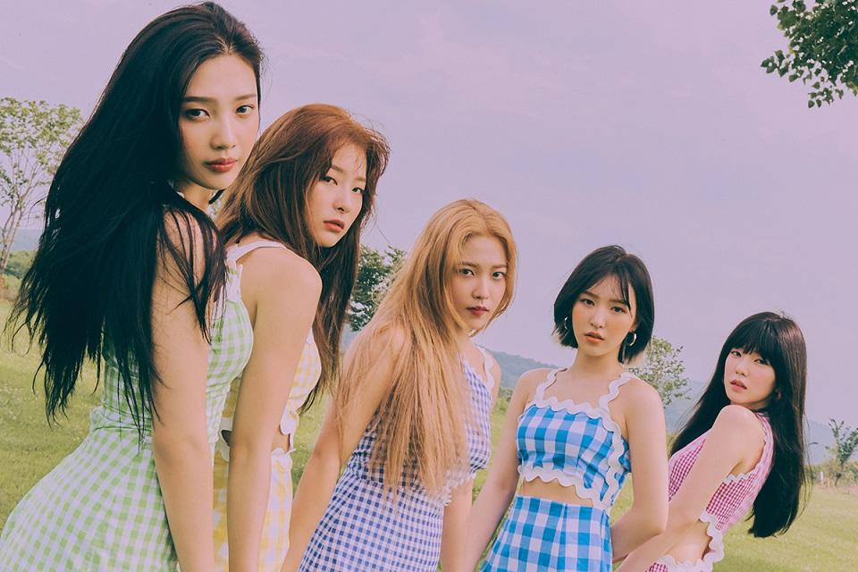 [Group Image 2] Red Velvet