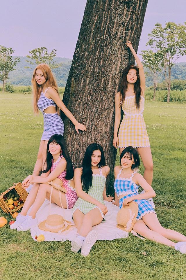 [Group Image 3] Red Velvet