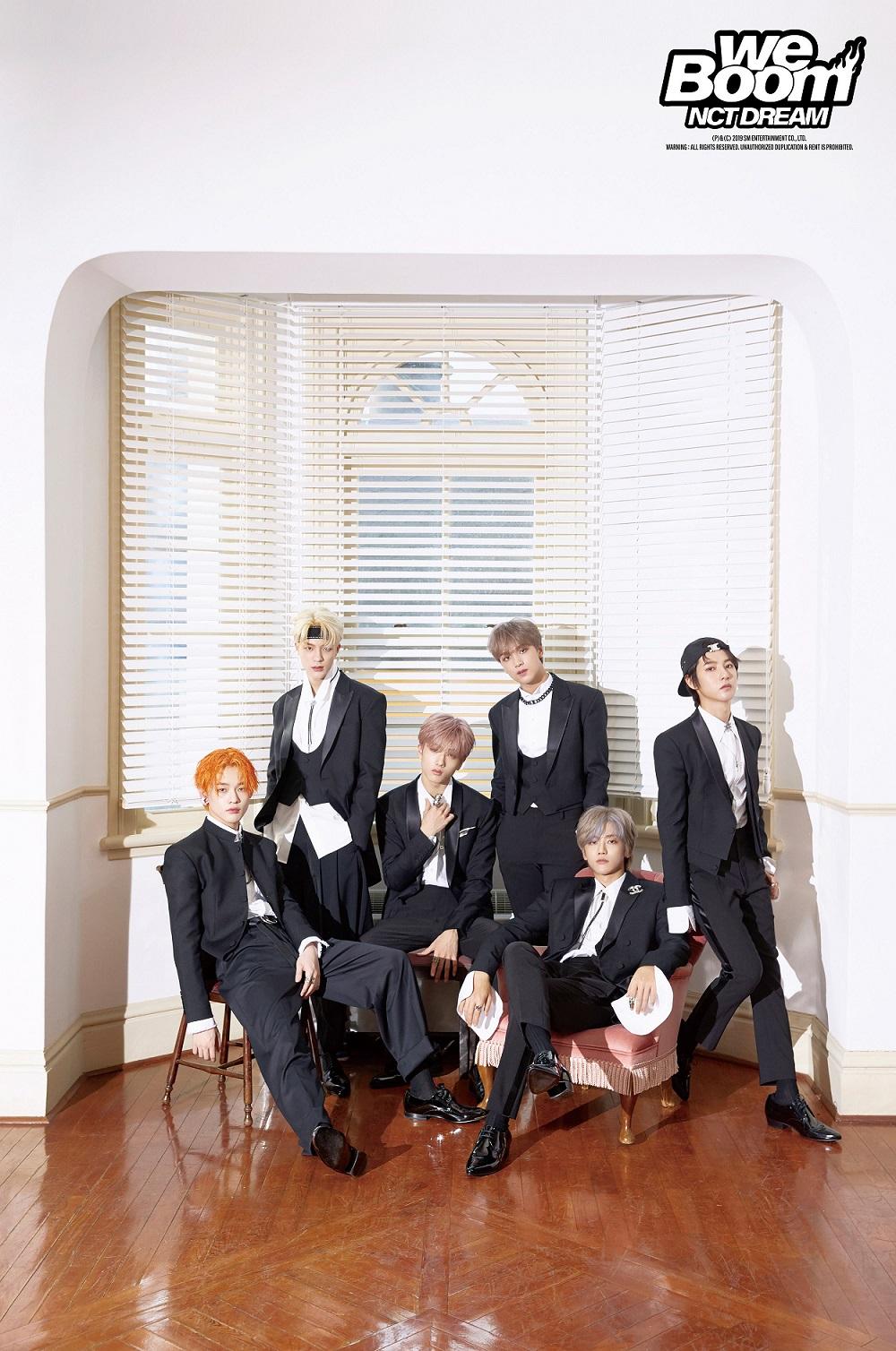 [Group Image 4] NCT DREAM The 3rd Mini Album 'We Boom'