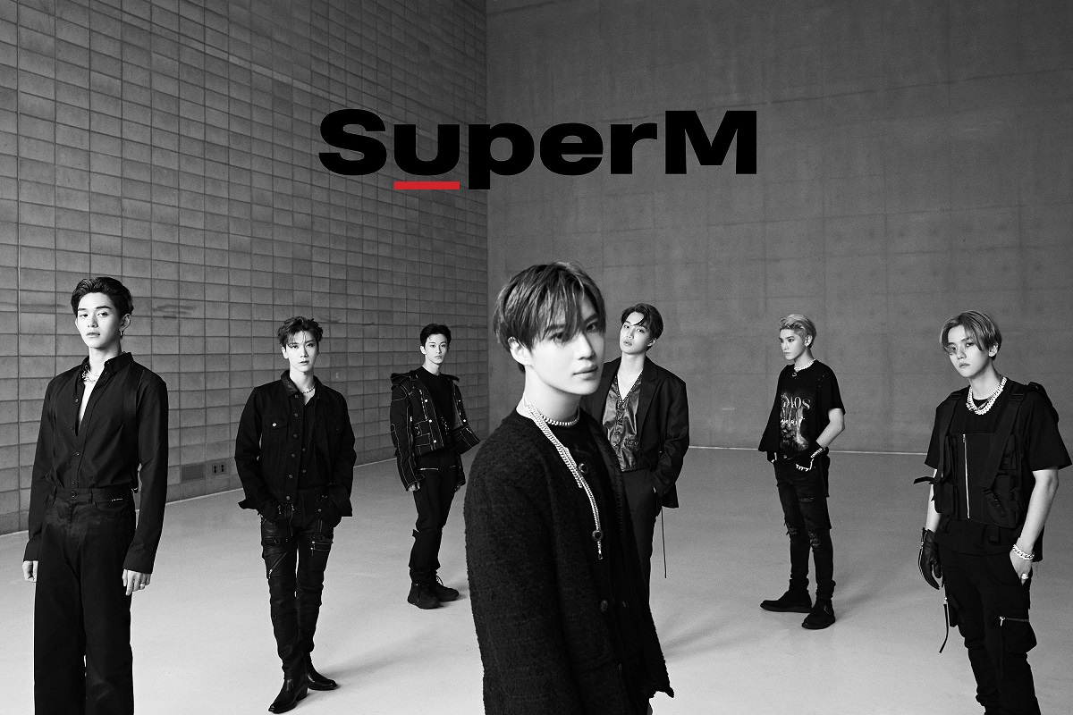 [Group Image 5] SuperM
