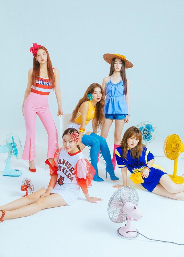 [Group Image 6] Red Velvet