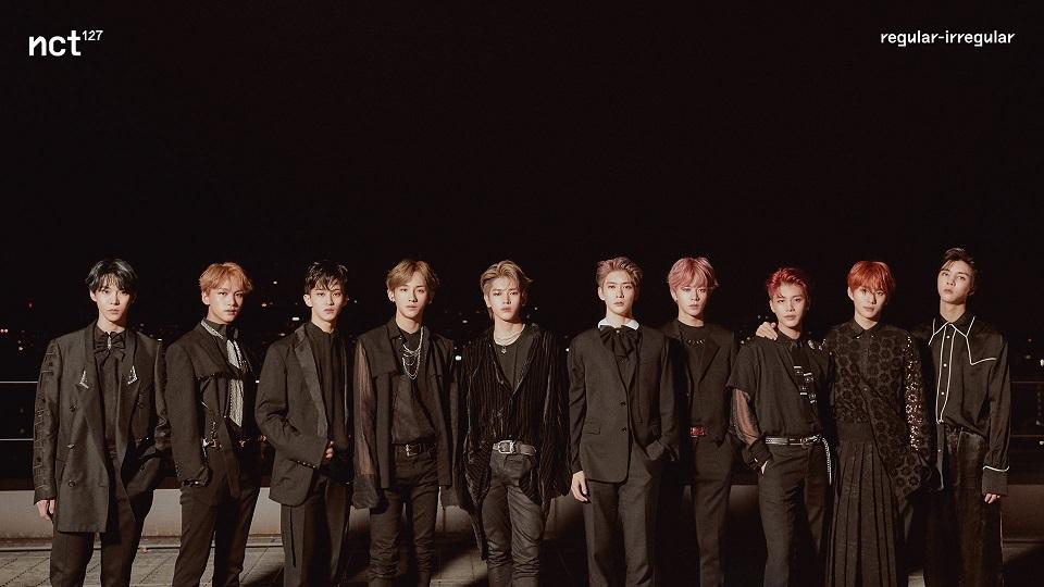 [Group Image_NCT 127] The 1st Album 'NCT #127 Regular-Irregular'