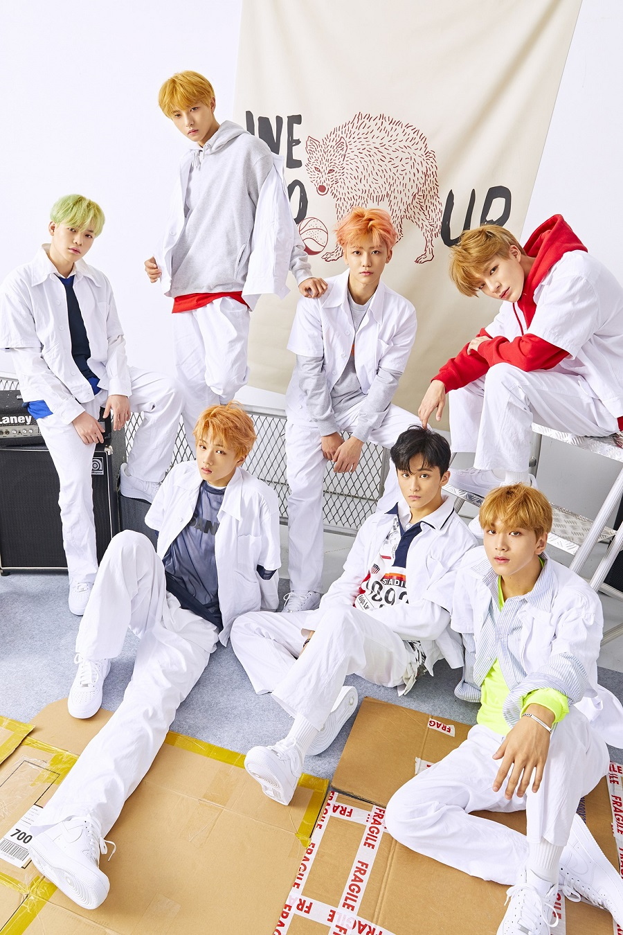 [Group Shot 4] NCT DREAM