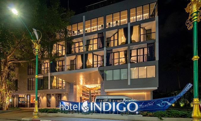 Hotel Indigo Phuket Patong_Front View