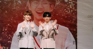 ฮยองซอบ x อึยอุง แจกความน่ารักสดใสให้ฟินกระจายในแฟนมีตติ้งครั้งแรก
