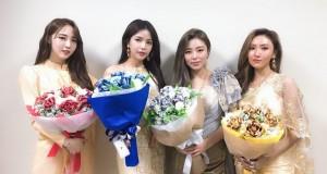 MAMAMOO แฮปปี้โชว์พลังจัดเต็มแฟนมีตติ้งไทยครั้งแรก!!! สัญญาจะกลับมาอีกแน่นอน…#HelloMoomooinBangkok