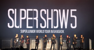 SM True เนรมิตเวที แสง สี เสียง สุดอลังการใน  SUPER JUNIOR WORLD TOUR 'SUPER SHOW 5′ IN BANGKOK