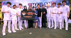 ทีม สเตชั่น ไฟว์  คว้าแชมป์  Thailand 2014 K-POP Cover Dance Festival เตรียม เป็นตัวแทนประเทศไทยชิงแชมป์คัฟเวอร์แดนซ์โลกที่เกาหลีใต้