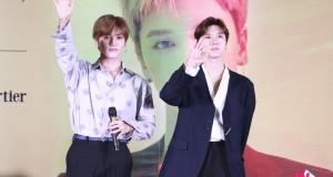 """'แทยง' และ 'เตนล์' ปล่อยเพลงพิเศษภาษาไทย """"Baby Don't Stop (Special Thai Version)""""  พร้อมจัดเต็มในงานแฟนมีตติ้ง """"NCT U (TAEYONG x TEN) FAN MEETING in BANGKOK"""" วันที่ 3 มิ.ย. นี้"""