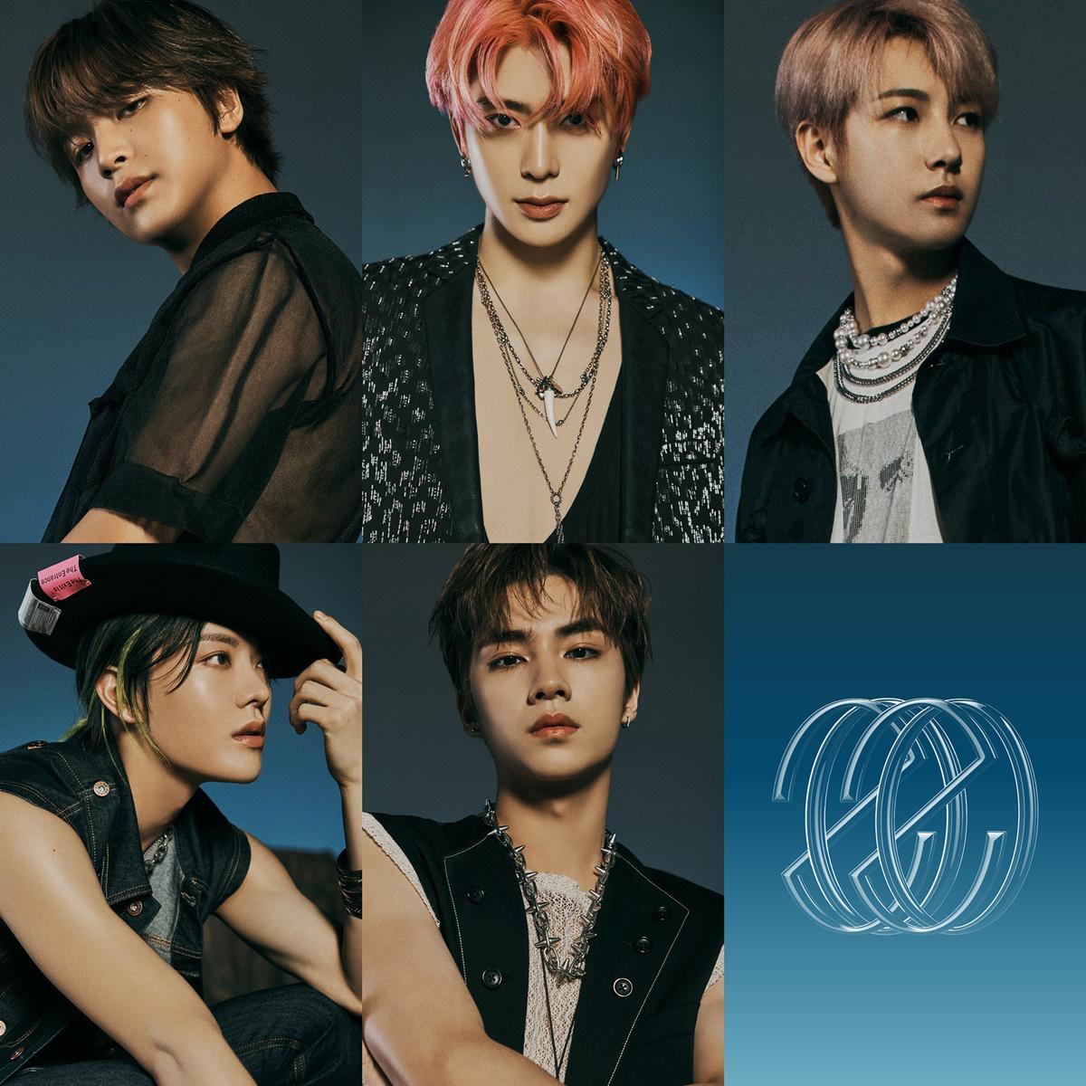 Image 1 [NCT – The 2nd Album RESONANCE Pt.1]  แถวบน (HAECHAN, JAEHYUN, RENJUN) แถวล่าง (YUTA, XIAOJUN)