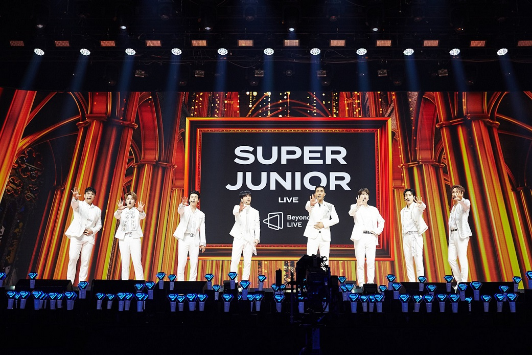 [Image 1] SUPER JUNIOR 'Beyond LIVE'