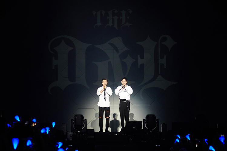 [Image 1] SUPER JUNIOR-D&E CONCERT [THE D&E] in BANGKOK