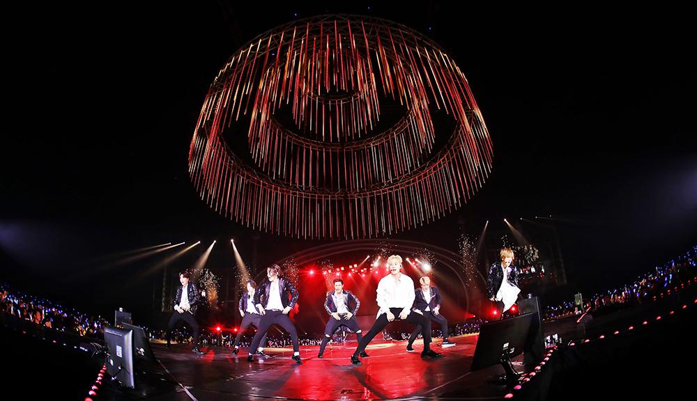 "[Image 2] คอนเสิร์ตอังกอร์ SUPER JUNIOR WORLD TOUR ""SUPER SHOW 7"" in BANGKOK"