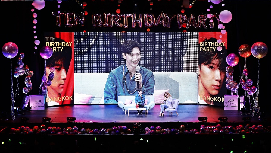 [Image 2] 2019 TEN BIRTHDAY PARTY in BANGKOK