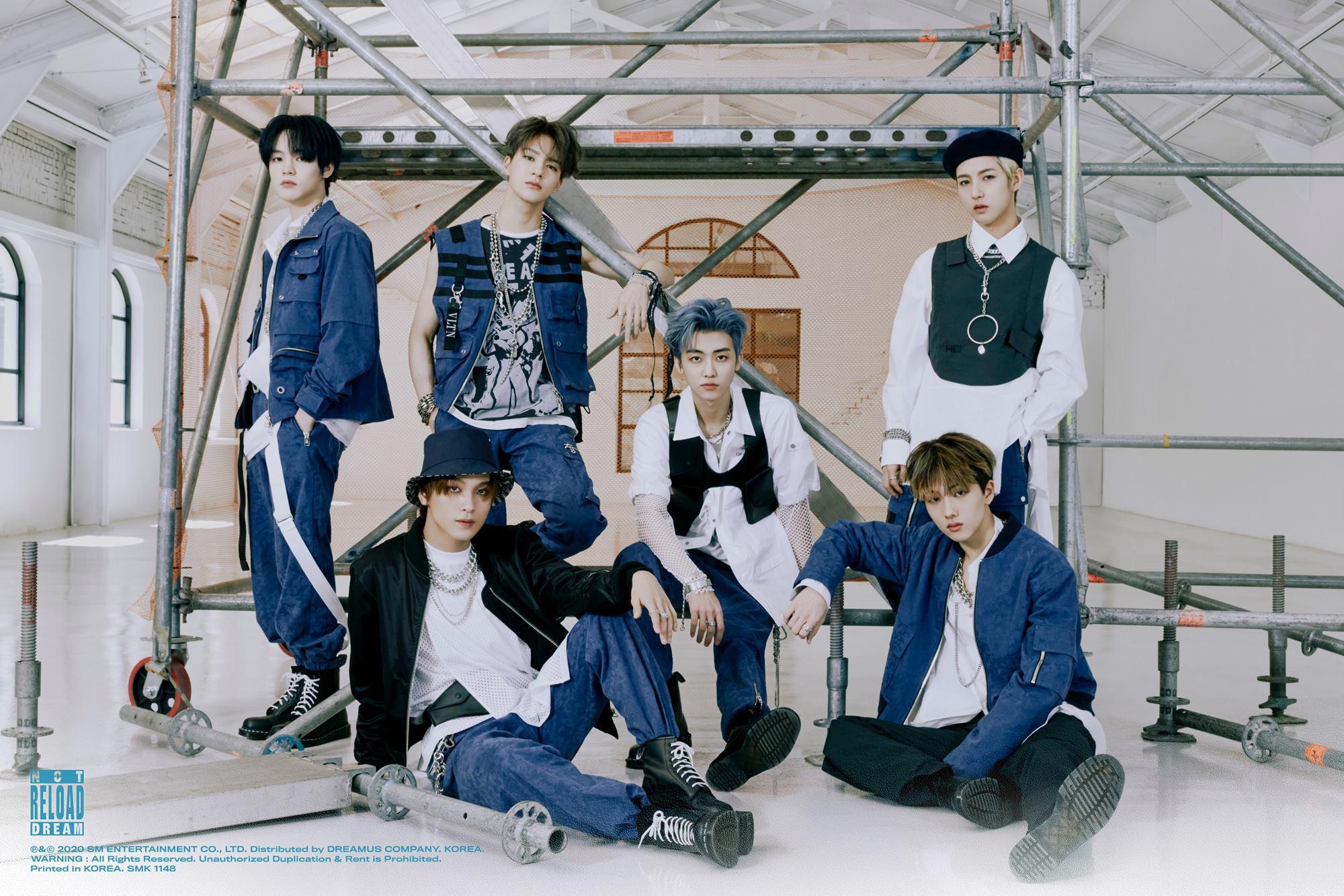 [Image 2] NCT DREAM - Album 'Reload'