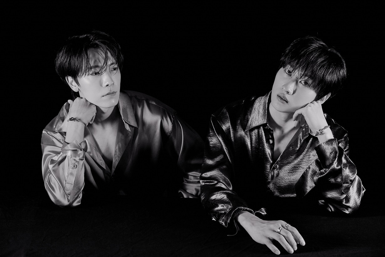 [Image 2] SUPER JUNIOR-D&E - The 4th Mini Special Album 'BAD LIAR'
