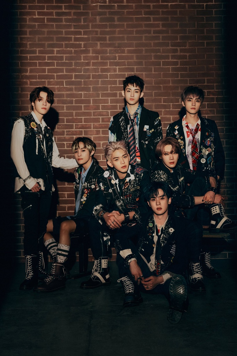 [Image 2] WayV - The 1st Album 'Awaken The World'