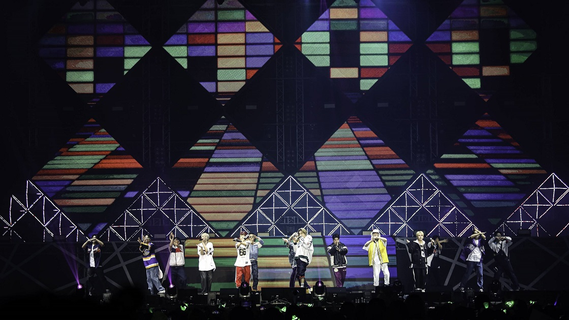 [Image 4] 'SUPER JUNIOR WORLD TOUR - SUPER SHOW 8  INFINITE TIME' in BANGKOK