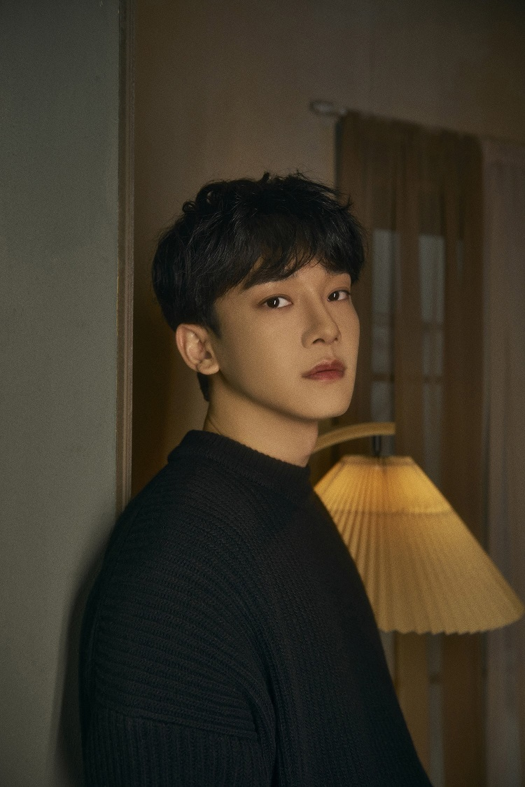 [Image 4] CHEN - Single 'Hello'