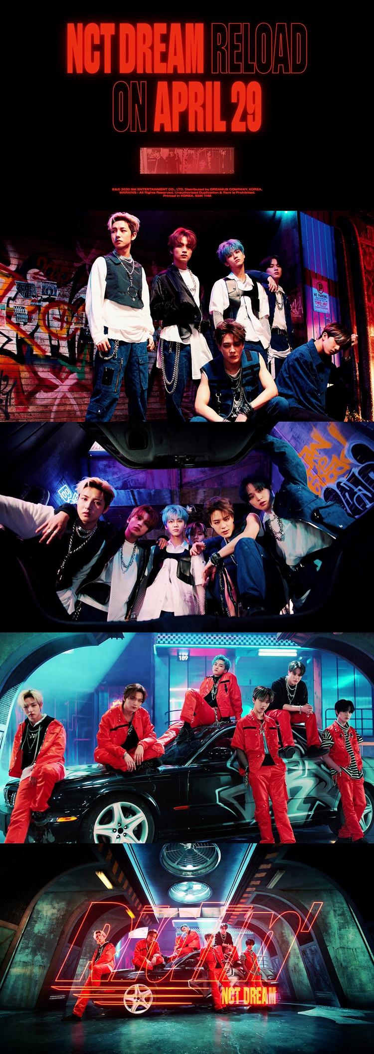 [Image 4] NCT DREAM - Album 'Reload'