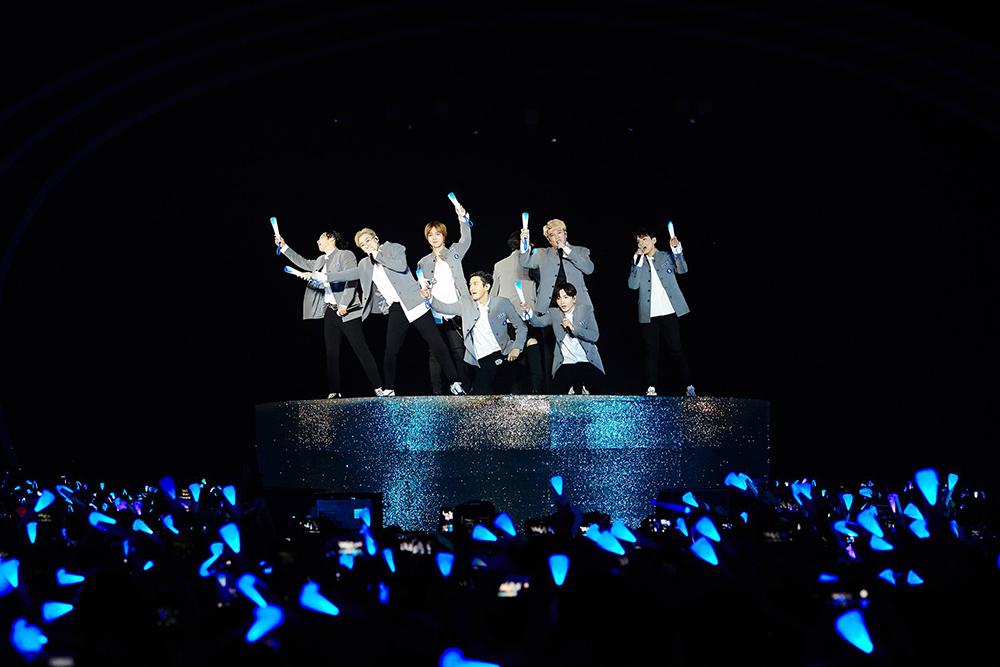"[Image 5] คอนเสิร์ตอังกอร์ SUPER JUNIOR WORLD TOUR ""SUPER SHOW 7"" in BANGKOK"