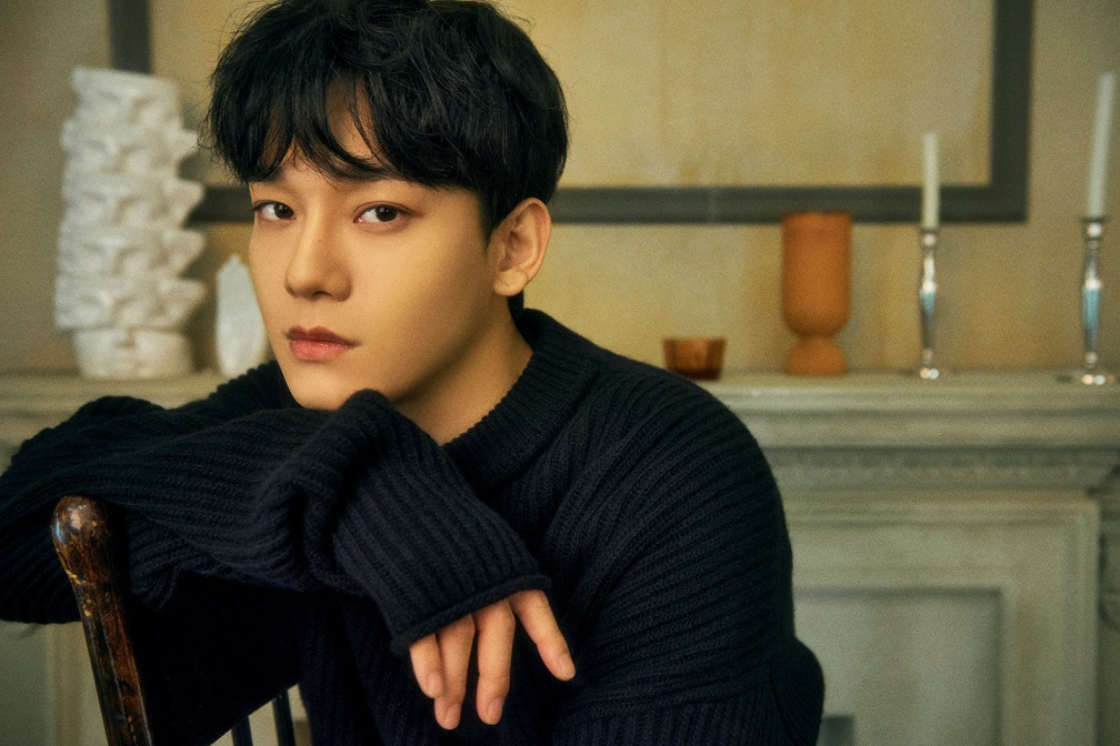 [Image 5] CHEN - Single 'Hello'