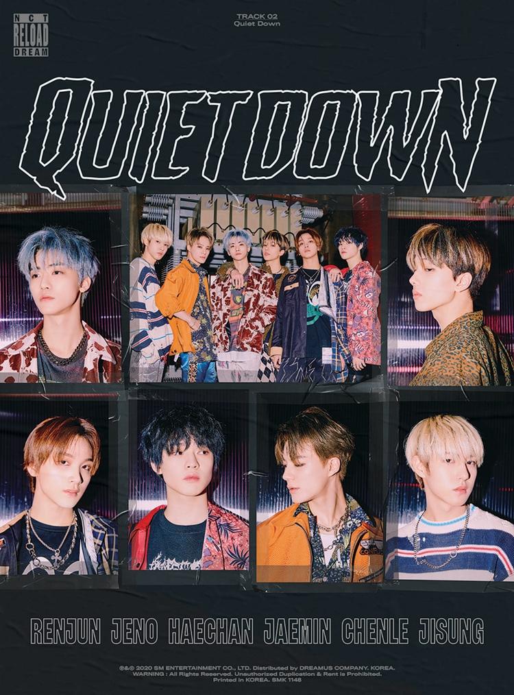 [Image 5] NCT DREAM - Album 'Reload'_Song 'Quiet Down'
