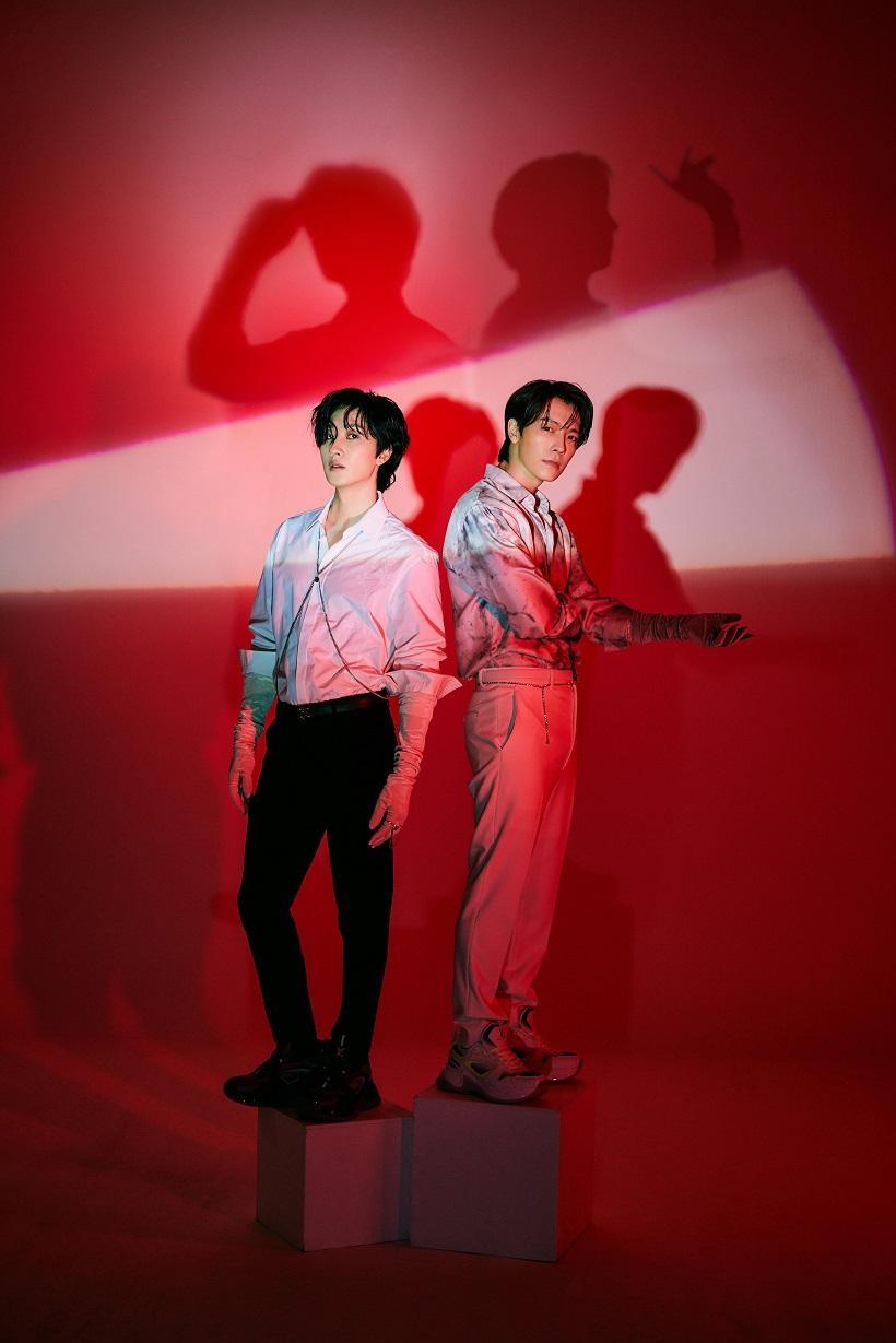 [Image 5] SUPER JUNIOR-D&E - The 4th Mini Special Album 'BAD LIAR'