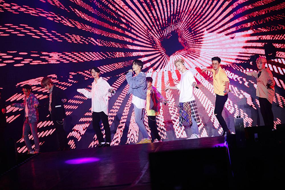 "[Image 6] คอนเสิร์ตอังกอร์ SUPER JUNIOR WORLD TOUR ""SUPER SHOW 7"" in BANGKOK"