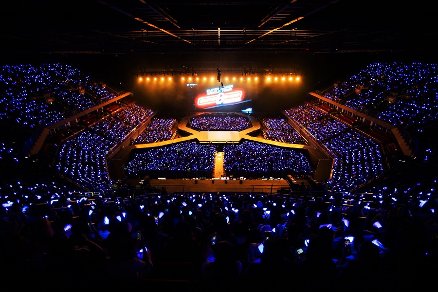 [Image 6] 'SUPER JUNIOR WORLD TOUR - SUPER SHOW 8  INFINITE TIME' in BANGKOK