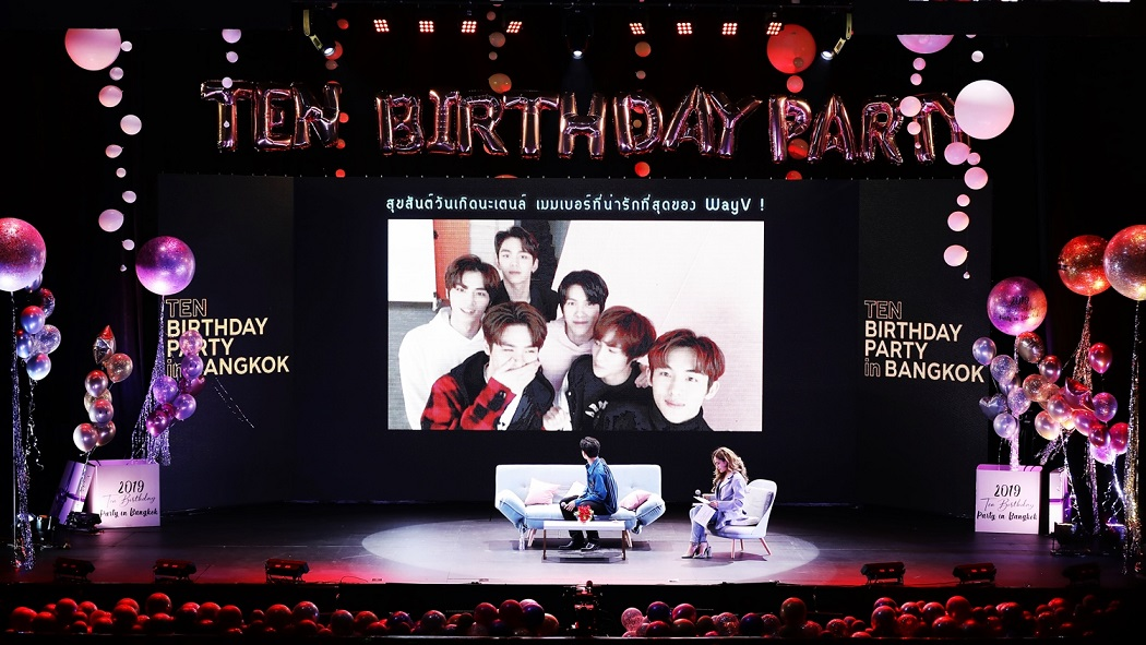 [Image 6] 2019 TEN BIRTHDAY PARTY in BANGKOK