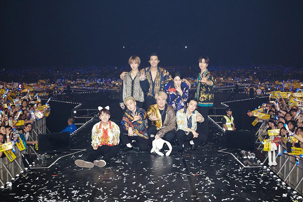 "[Image 8] คอนเสิร์ตอังกอร์ SUPER JUNIOR WORLD TOUR ""SUPER SHOW 7"" in BANGKOK"