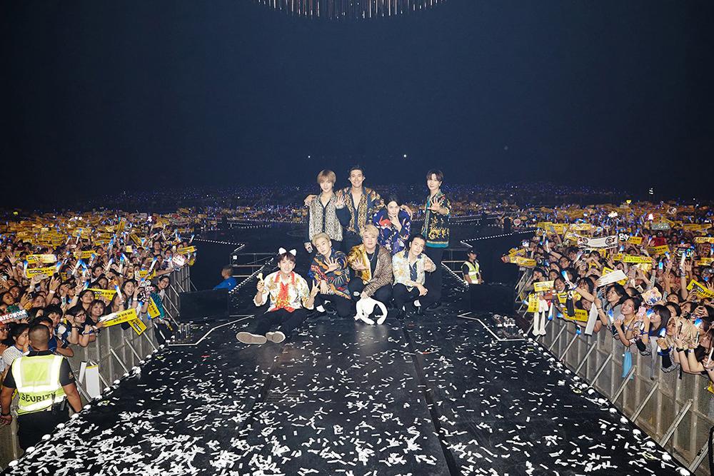 "[Image 9] คอนเสิร์ตอังกอร์ SUPER JUNIOR WORLD TOUR ""SUPER SHOW 7"" in BANGKOK"