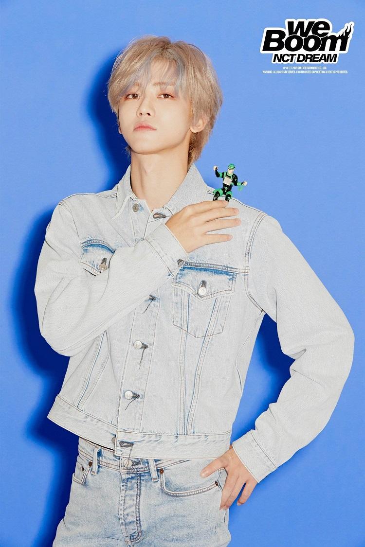 [JAEMIN_Image 2] NCT DREAM The 3rd Mini Album 'We Boom'